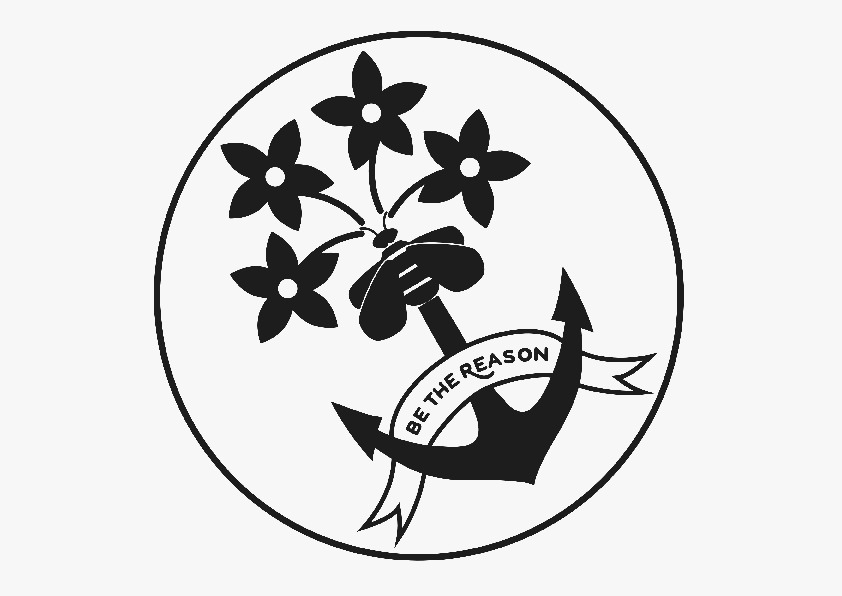 Be the reason Logo